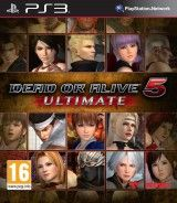 Dead or Alive 5 Ultimate (PS3)