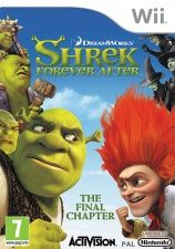 Игра Shrek Forever After для Nintendo Wii