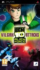 Игра Ben 10: Alien Force Vilgax Attacks для PSP