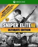 Sniper Elite 3 (III) Ultimate Edition Русская Версия (Xbox One)