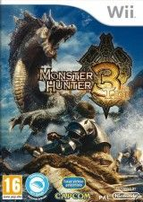 Игра Monster Hunter Tri для Nintendo Wii