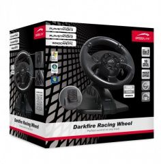 Руль Darkfire Racing Wheel (PC)