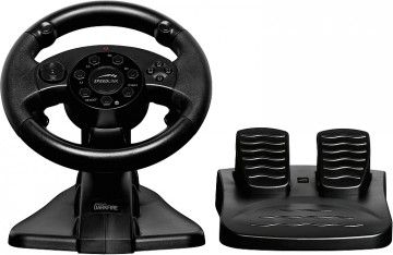 Руль Speedlink Darkfire Racing Wheel Black PC/PS3 (PC)