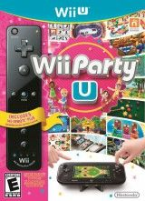 Wii Party U + Wii Remote Plus (Black) (Wii U)