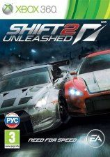 Игра Need for Speed: Shift 2 Unleashed Русская Версия для PS3