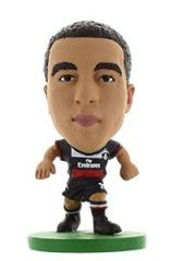 Фигурка футболиста Soccerstarz - Paris St Germain Lucas Moura - Home Kit (400058)