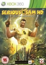 Игра Serious Sam HD: The First and Second Encounters для Xbox 360