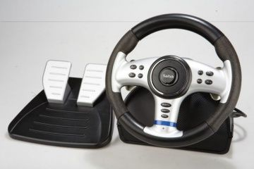 Руль Saitek 4 в 1 Vibration Wheel (PC)