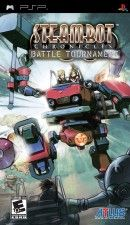 Steambot Chronicles: Battle Tournament (PSP)