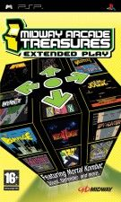 Игра Midway Arcade Treasures: Extended Play для Sony PSP
