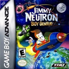 Jimmy Neutron Boy Genius ������� ������ (GBA)