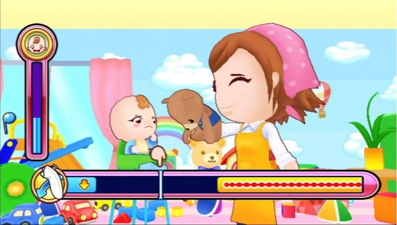 Game Cooking Mama World: Babysitting Mama (Wii) for Nintendo Wii