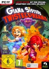 Giana Sisters: Twisted Dreams Box (PC)