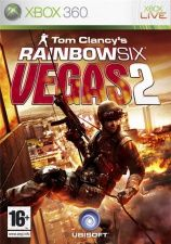 Игра Tom Clancy's Rainbow Six: Vegas 2 (Рус.док) для Xbox 360