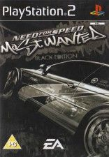 Need For Speed: Most Wanted Black Edition (Специальное Издание) (PS2)