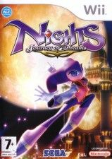 Игра Nights Journey Of Dreams для Nintendo Wii