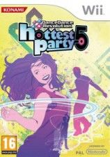 Dance Revolution Hottest Party 5 (Wii)