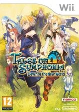 Игра Tales of Symphonia: Dawn of the New World для Nintendo Wii