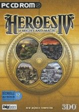 ����� ���� � ����� (Heroes of Might and Magic) 4 (IV) Box (PC)