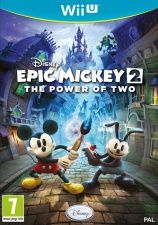 Disney Epic Mickey 2: The Power of Two (Две Легенды) (Wii U)