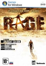 RAGE (Anarchy Edition) Русская Версия Box (PC)