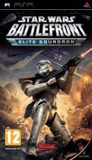 Игры Star Wars Battlefront: Elite Squadron (PSP)