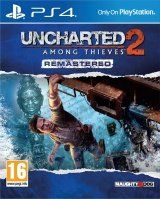 Купить Игру Uncharted: 2 Among Thieves Remastered Русская Версия (PS4) на Playstation 4 диск