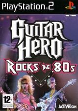 Guitar Hero Rocks the 80s (PS2)