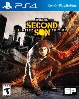 Infamous: Второй сын (Second son) Limited Edition (PS4)