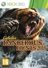 ���� Cabela's Dangerous Hunts 2011 + ������������ ���� Elite Gun ��� Xbox 360