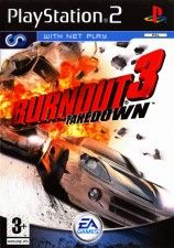Игра Burnout 3: Takedown Platinum для Sony PS2