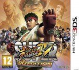 Игра Super Street Fighter IV 3D Edition  для Nintendo 3DS