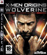 ���� X-Men Origins: Wolverine - Uncaged Edition ��� PS3