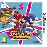 Mario and Sonic at the London 2012 Olympic Games (Nintendo 3DS)