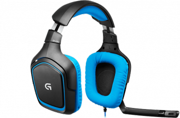 ������ ��������� ��������� Logitech G230 Stereo Gaming Headset ����� PC/Wii U/PS Vita/3DS (PSP). ����� ������ ����!