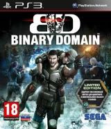 Binary Domain Limited Edition (PS3)
