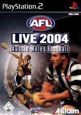 AFL Live 2004 Aussie Rules Football (PS2)