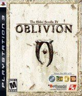 Игра The Elder Scrolls IV Oblivion: Game of the Year Edition для Playstation 3
