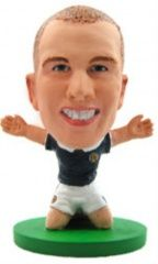 Фигурка футболиста Soccerstarz - Scotland Kenny Miller - Home Kit (76535)