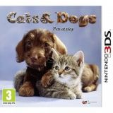 Cats and Dogs 3D - Pets at play (Nintendo 3DS)