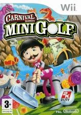 Carnival Funfair Games: Mini-Golf (Wii)