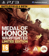 Medal of Honor: Warfighter Ограниченное издание (Limited Edition) (PS3)