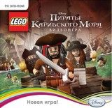 LEGO Pirates of the Caribbean 4 (Пираты Карибского Моря 4)  The Video Game Русская Версия Jewel (PC)