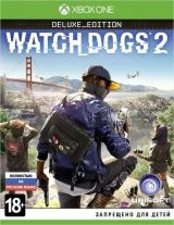 Watch_Dogs 2. Deluxe Edition Русская Версия (Xbox One)
