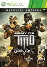 Army of Two: The Devil's Cartel. Overkill Edition (Расширенное Издание) (Xbox 360)
