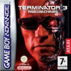 Terminator 3 - Rise of the Machines Русская Версия (GBA)