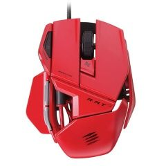 Мышь проводная Mad Catz R.A.T.3 Gaming Mouse (Red) (PC)