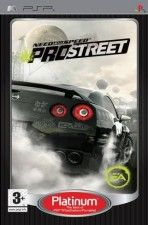 Игра Need for Speed ProStreet Platinum для PSP