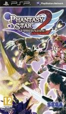 Игра Phantasy Star Portable 2 для PSP
