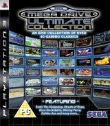 Игра Sega Mega Drive Ultimate Collection для PS3
